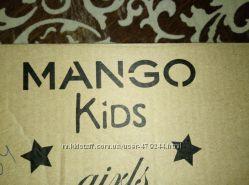 Шкіряні мокасини дитячі MANGO