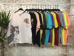 Свободные женские футболки, Турция