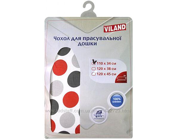 Чехол для гладильной доски Viland 110 х 34 см