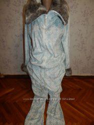 Marks&Spencer слип флисовый, домашний костюм, кигурими, пижама р12