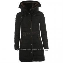 Курточка Firetrap Luxury Bubble Jacket Ladies Чёрный цвет 8UK 46р 10UK 48р