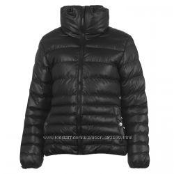 Курточка бомбер Voodoo Dolls Bubble Jacket Ladies зимняя тёплая Чёрный цвет