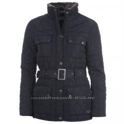 Курточка Firetrap Kingdom Jacket Ladies еврозима Чёрный цвет 12UK M 48 р