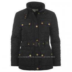 Курточка Firetrap Kingdom Jacket Ladies еврозима Чёрный цвет 10UK S 46 р