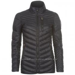 Курточка SoulCal Micro Bubble Jacket Ladies Black короткая зимняя еврозима