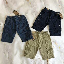 Котоновые шорты для мальчиков на рост 134-164 см, Венгрия