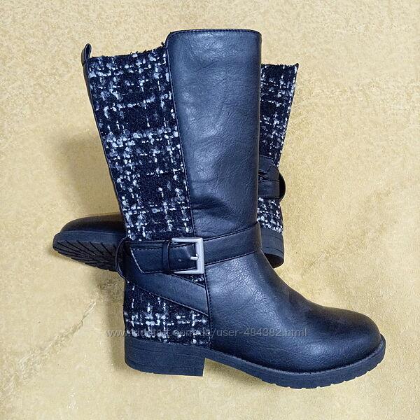 Демисезонная обувь для девочки и зимние угги