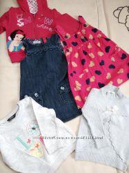 Набор вещей для девочки 12-24 месяцев