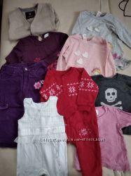 Пакет одежды 6-12 месяцев