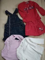 Набор одежды 12-24 месяцев