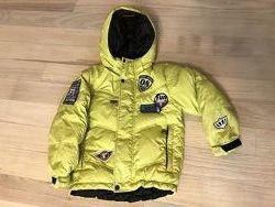 Куртка пуховик Рейма р 116   Reima
