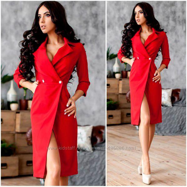 Платье-пиджак Gloria Код 415