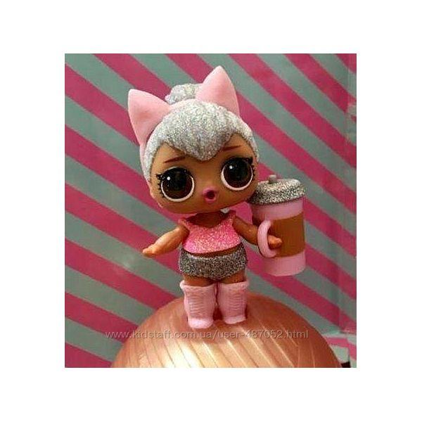 lol surprise Mga оригинал kitty queen K glam glitter