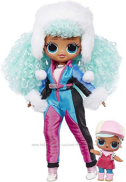 lol Mga Omg Лол Winter chill lol Big wig, Icy gurl, Missy meow, Camp cutie