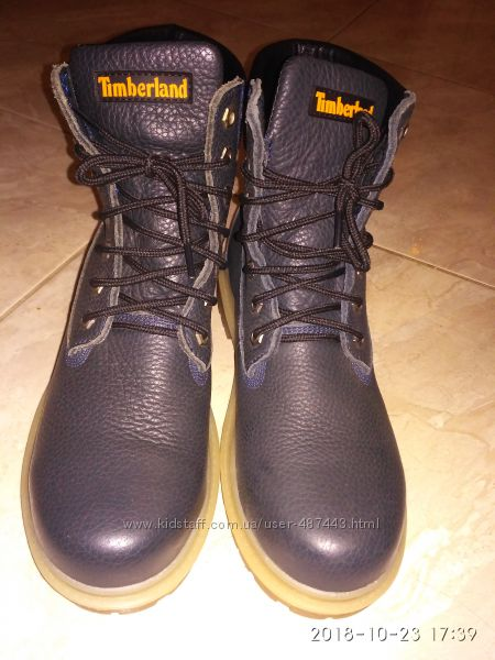 зимові черевики Timberland