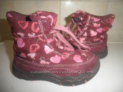 ботинки Del-Tex