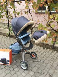 Stokke Winter Kit зимник для коляски. Оригинал