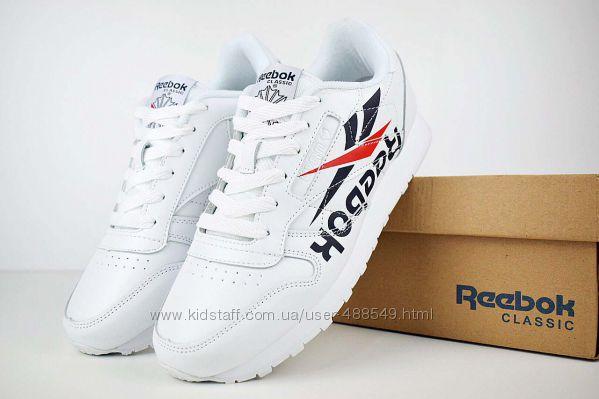 Кроссовки мужские Reebok Classic белые