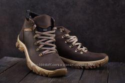 Мужские зимние ботинки brown