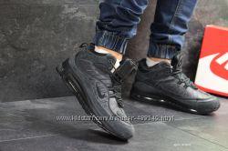 Зимние мужские кроссовки Nike Air Max 98 gray