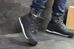 Зимние ботинки Timberland dark blue
