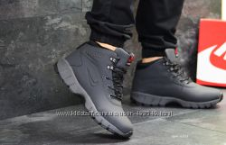 Зимние ботинки Nike lunarridge Gray