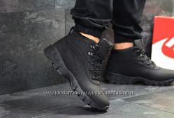 Зимние ботинки Nike lunarridge black