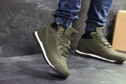 Зимние ботинки Timberland dark green
