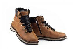 Зимние ботинки Timberland, натур. кожа, мех