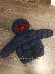 Куртка Zara 12-18 мес