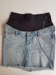 Юбка джинсовая для беременных, ТМ H&M