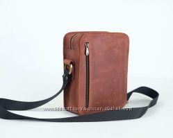 31bb293baaa6 Мужские кожаные сумки Компактная сумка-2 Винтаж, 750 грн. Мужские ...