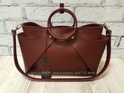 Женские кожаные сумки. Большой выбор кожи и цвета