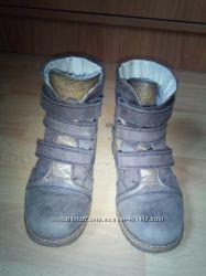 Шкіряні кожаные ботинки Orthobe 29р на дівчинку