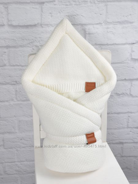 Зимний конверт-одеяло на выписку Familia