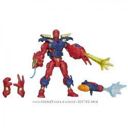 Фигурка Железный Спайдермен Marvel Super Hero Mashers Electronic Iron Spide
