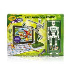 Набор Анимационная студия Crayola Color Alive Easy Animation Studio