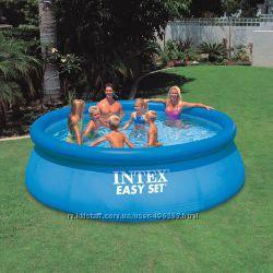 Надувной бассейн intex easy pool 366х91