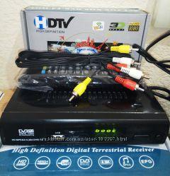 Цифровой эфирный DVB-T2 ресивертюнер
