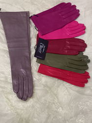 Перчатки кожа Италия