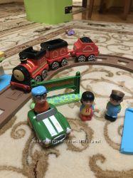 ELS, Mothercare, поезд, железная дорога