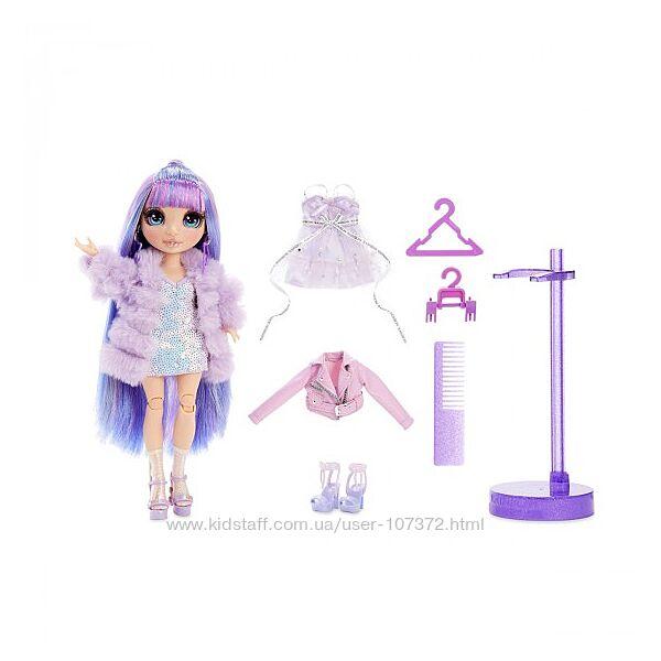 Кукла Rainbow High - Виолетта с аксессуарами 569602