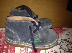 Демисезонные ботинки  Kickers р. 22