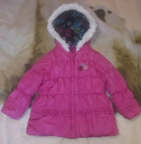 Зимняя куртка London Fog 5-6 лет