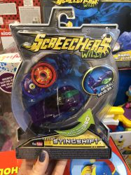 Машинка-трансформер SCREECHERS WILD L 1 - Стингшифт