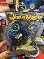 Машинка-трансформер SCREECHERS WILD L 1 - Найтвивер