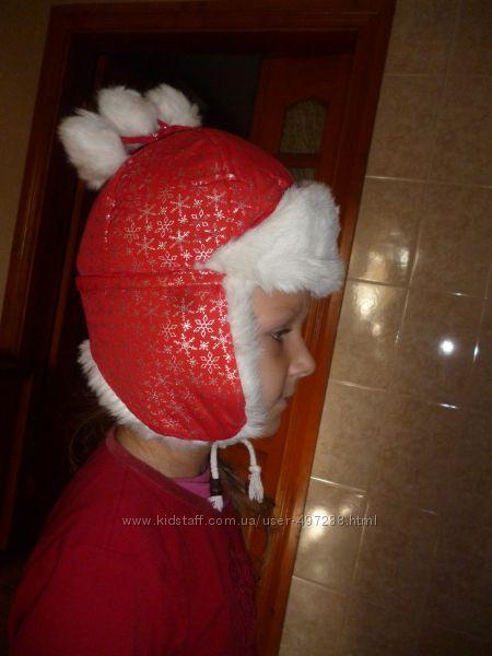 продам зимние шапки на девочку до 6 лет в отличном состоянии, пересылаю