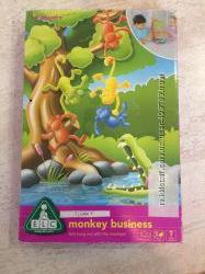 ELC Настольная развивающая игра Проворные обезьянки