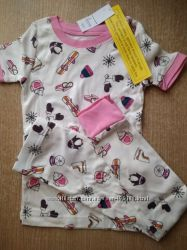Пижамы  с футболкой 3т 4т 5т хлопок США