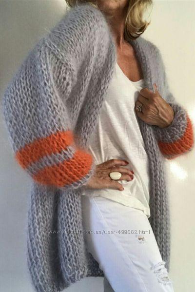 Теплые   кардиганы свитера